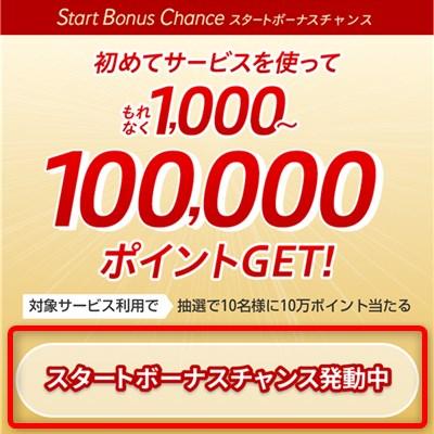Rakuten Linkアプリのウォレット SBC(スタートボーナスチャンス)
