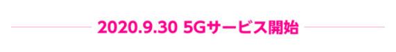 楽天モバイル5G サービス開始日